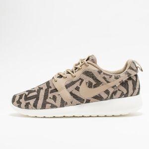 Nike Roshe One Jacquard Desert Camo 705217-200